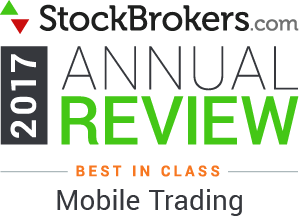Interactive Brokers reviews: 2017 Stockbrokers.com Awards - Best in Class - Active Trading