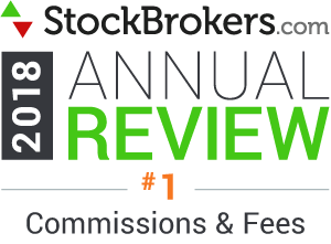 Interactive Brokers reviews: 2018 Stockbrokers.com Awards - rated #1 in 2018 for Commissions and Fees